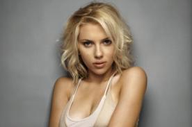 Scarlett Johansson: Las escenas de desnudo son una terapia para mí