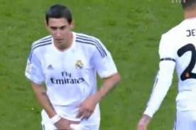 Real Madrid: Ángel Di María se defiende tras su polémico gesto - Video