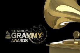 Nominados a 'Mejor Canción del Año' en los Premios Grammy 2014