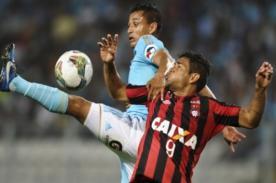Copa Libertadores: Sporting Cristal quiere acabar mala suerte en Brasil