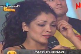 EEG: Michelle Soifer pidió perdón a Jazmín Pinedo y Gino Assereto - Video