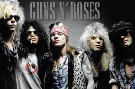 Tema 'Rocket Queen' de Guns N Roses contiene gemidos reales - AUDIO