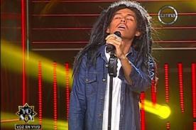 Yo soy: Imitador de Bob Marley obtuvo buenas críticas - VIDEO