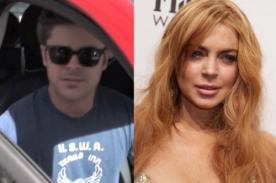 Video: Zac Efron desconcertado por lista íntima de Lindsay Lohan
