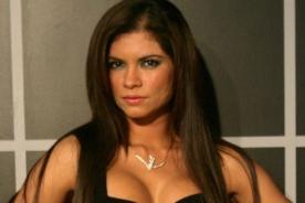 Giannina Luján negó  beso con Aldo Corzo