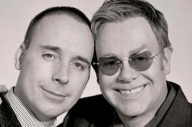 Elton John se volverá a casar con el cineasta David Furnish