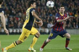 En vivo: Barcelona vs. Atlético de Madrid (1-1) - Minuto a Minuto - Champions League