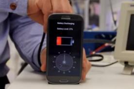Crean aparato capaz de cargar batería del celular en 30 segundos - Video
