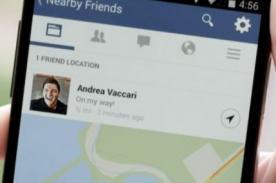 Ahora podrás saber la ubicación exacta de tus amigos en Facebook- VIDEO
