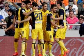 Atlético de Madrid vs Levante: Mira el autogol de Filipe Luis - Liga BBVA (VIDEO)