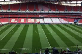Champions League: Así luce el estadio a un día de la final [Foto]