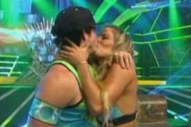 Combate: Alejandra Baigorria y Mario Hart bailan juntos [VIDEO]