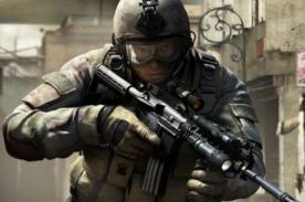 Juegos online: Increíble Juego de Guerra Warfare en Friv