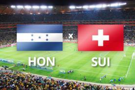 DirecTV En Vivo: Honduras vs. Suiza – Mundial Brasil 2014 (Hora Peruana)