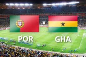 Partidos Mundial Brasil 2014: Alineaciones Portugal vs Ghana – 26 de Junio