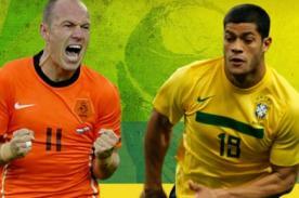 Brasil vs Holanda en vivo: Mundial Brasil 2014 - Tercer puesto