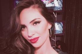 Natalie Vértiz: No voy a 'serruchar' a Silvia Cornejo