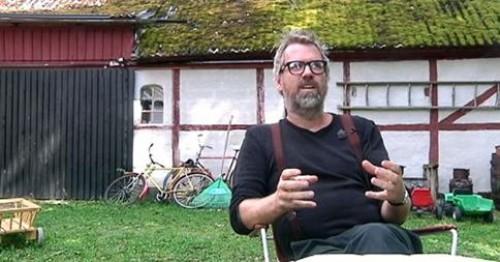 ¿Artista Sueco Anders Weberg tendrá película de 720 horas?