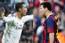 ESPN en vivo: Real Madrid vs Barcelona - Liga BBVA 2014 hora peruana