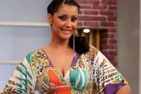 Karla Tarazona: Mi problema no es con Paloma Fiuza