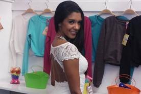 ¡Rocío Miranda incendia las redes haciendo VIDEITO en diminuto bikini!