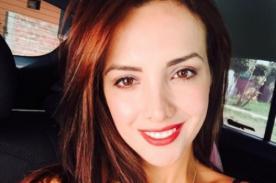 Rosángela Espinoza muestra atributos en foto no apto para cardíacos - FOTO