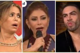 El Gran Show: Coto Hernández humilla a Milena Zárate pero ella lo deja 'mudo' con una frase