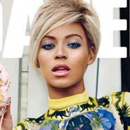 Beyonce sorprende con colorido look en portada de Dazed & Confused