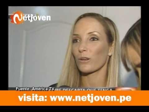 Laura Borlini dice que su ex puede salir con Aguirre si quiere