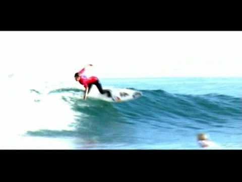 Sofía Mulanovich: La peruana inicia hoy el Mundial de Surf