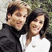 Gianella Neyra y Segundo Cernadas pasean en familia por Miraflores