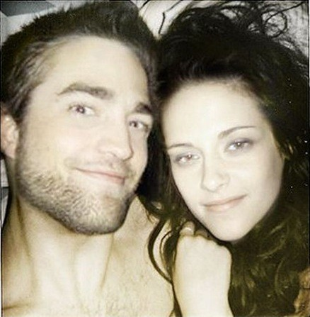 Cibernautas sí creen que Robert Pattinson y Kristen Stewart son pareja
