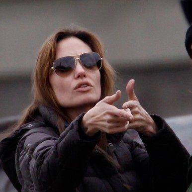 Angelina Jolie se sintió incómoda al grabar las escenas de sexo de su nuevo filme