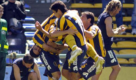 Fútbol argentino: Rosario Central venció 2-1 a Tiro Federal