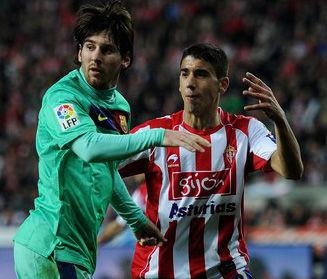 Video del Sporting Gijon vs Barcelona (0-1) – La Liga 2011