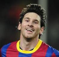 Lionel Messi ganó el premio al mejor jugador de la UEFA Champions League