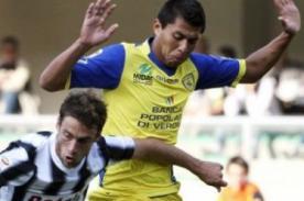 Fútbol italiano: Rinaldo Cruzado solo se enfoca en Chievo