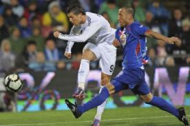 Gol del Getafe vs Real Madrid (0-1) - Liga Española