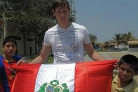 Fútbol peruano: Diego Penny volverá a la selección ante Túnez