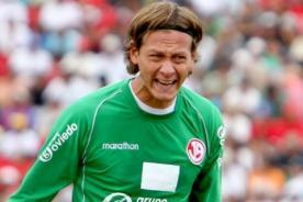 Perú vs Túnez: Diego Penny podría asegurarse hoy el arco ante Colombia