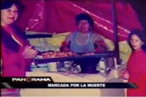 Pareja de Maribel Velarde tenía denuncia por asesinato a mujer (Video)