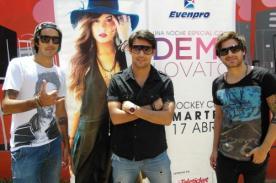 Demi Lovato en Lima 2012: Adammo abrirá el concierto