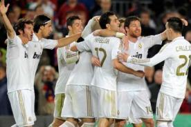 Barcelona vs Real Madrid: Revive el triunfo madrileño por 2-1 (Video)