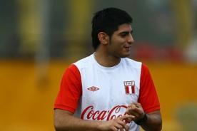 Fútbol peruano: Zambrano llegaría para el choque ante Colombia