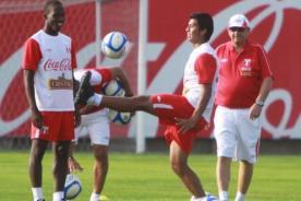 Fútbol peruano: Selección vuelve a los entrenamientos en la Videna