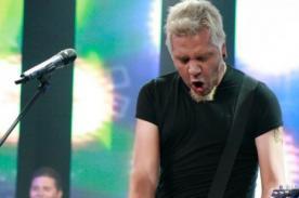 Yo Soy: Imitador de James Hetfield alborotó con presentación - Video