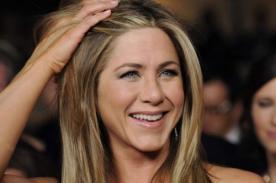 Jennifer Aniston usaría vestido de novia diseñado por Victoria Beckham
