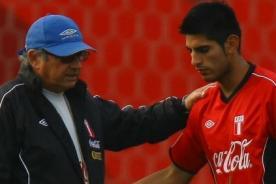 Video: Markarián arengó a Zambrano en el camarín del Paraguay vs Perú