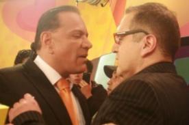 Mauricio Diez Canseco estuvo a punto de golpear a Beto Ortiz