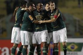 Brasileirao: Palmeiras consigue guardaespaldas para sus futbolistas
